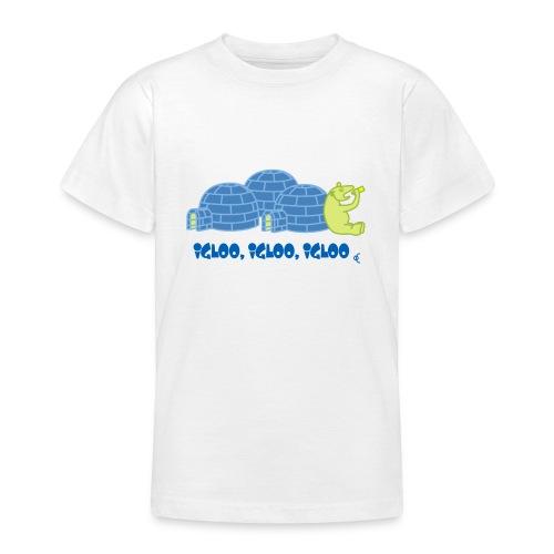 Igloo, igloo, igloo - T-shirt Ado