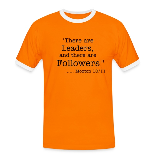 There are Leaders - Men's Ringer Shirt