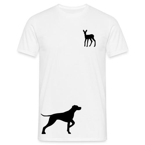 Sweet Doggy Dreams: Reh - Männer T-Shirt