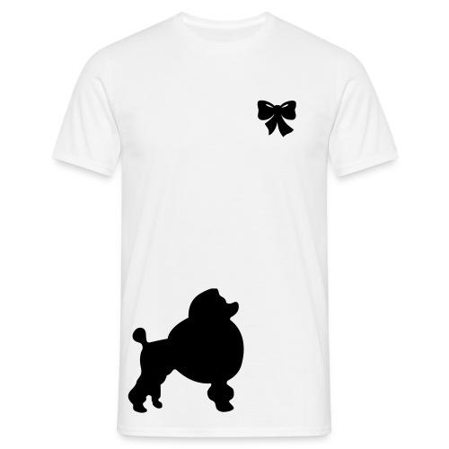 Sweet Doggy Dreams: Schleife - Männer T-Shirt