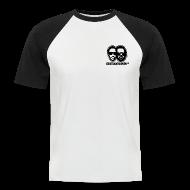 T-shirts ~ Kortärmad basebolltröja herr ~ Faces too
