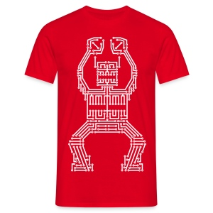 PCB Robot - Men's T-Shirt