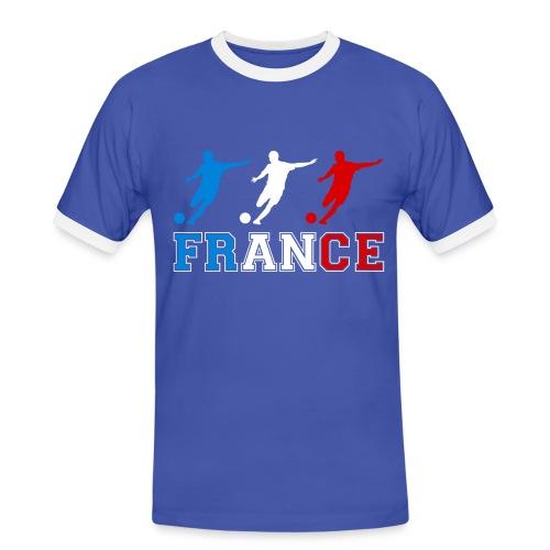 France - Men's Ringer Shirt