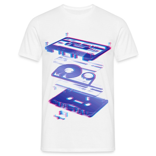 Open Tape - Männer T-Shirt