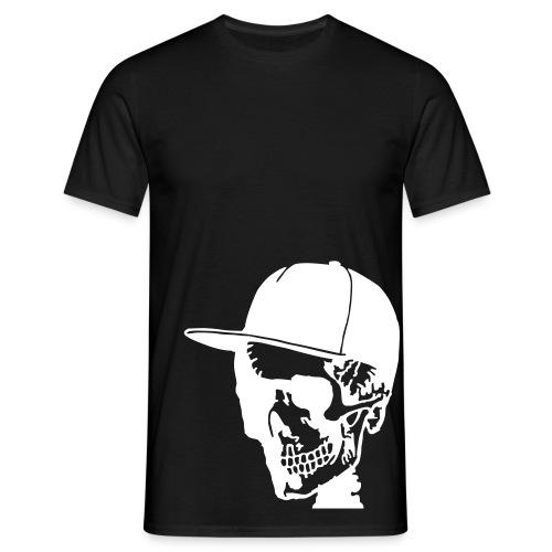 Skate Skull - Männer T-Shirt