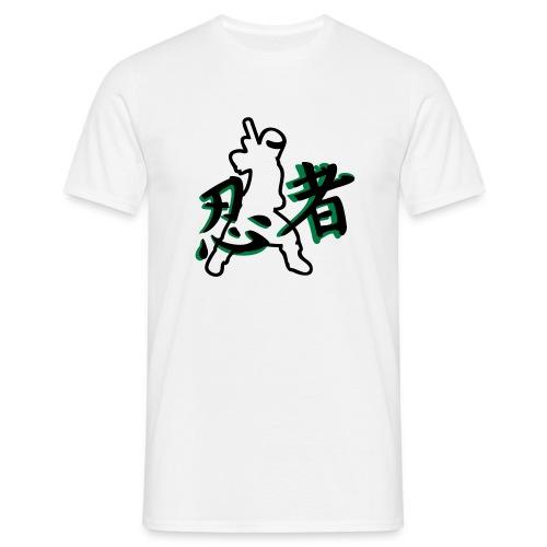 T shirt Ninja - T-shirt Homme