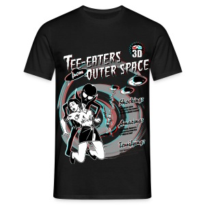Tee-Eaters from outer Space - Männer T-Shirt