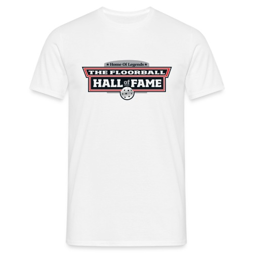 The Floorball Hall Of Fame - Men's T-Shirt