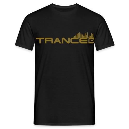 TranceID Gold Man - Men's T-Shirt