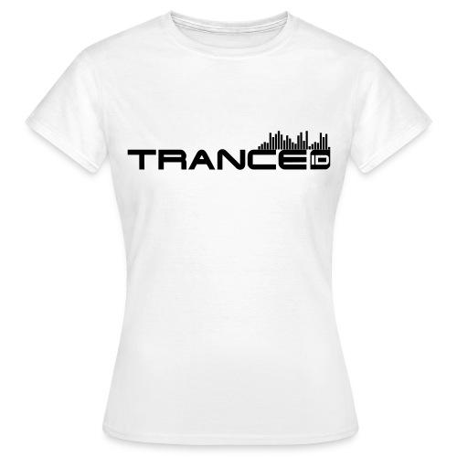 TranceID White Girl - Women's T-Shirt