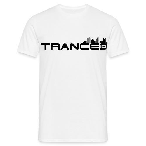 TranceID White Man - Men's T-Shirt
