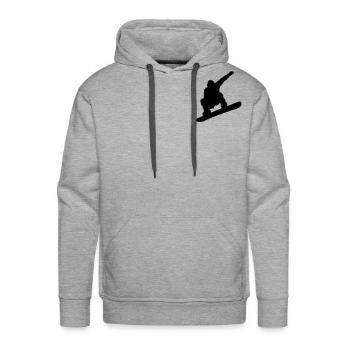 SNOW - Sweat-shirt à capuche Premium pour hommes