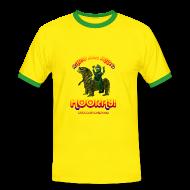 T-Shirts ~ Men's Ringer Shirt ~ Hooray! (Ringer T-shirt)
