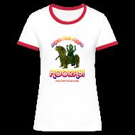 T-Shirts ~ Women's Ringer T-Shirt ~ Hooray! (Ringer T-Shirt)