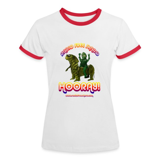 Hooray! (Ringer T-Shirt)