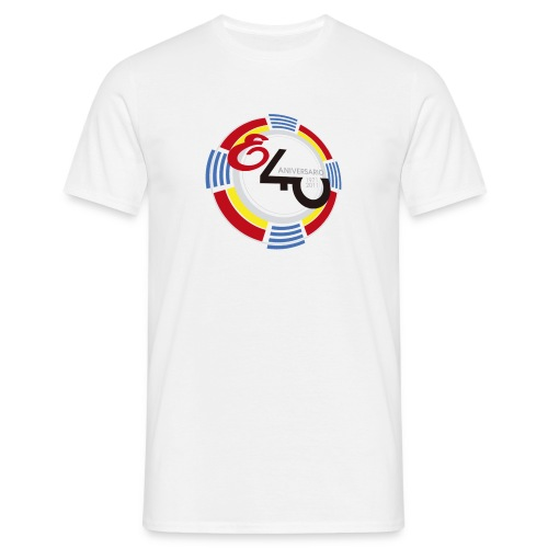 Camiseta clásica ELO40 - Camiseta hombre 9652216666d