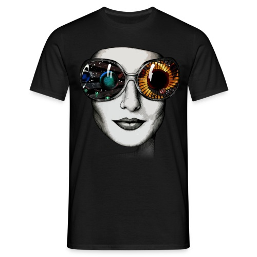 The Augean Singularity - Men's T-Shirt