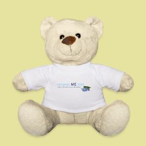 Teddybeer Vergeet ME niet - Teddy