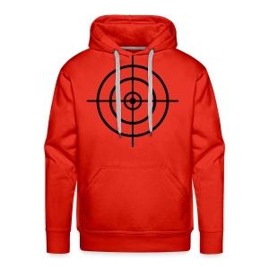 Crosshair - Sweater (Red/Black) - Mannen Premium hoodie