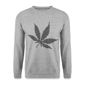 Ganja - Sweater (Gray/Black) - Mannen sweater