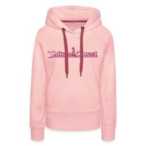 Yukon Quest Girlie Kapuzenpullover - Frauen Premium Hoodie
