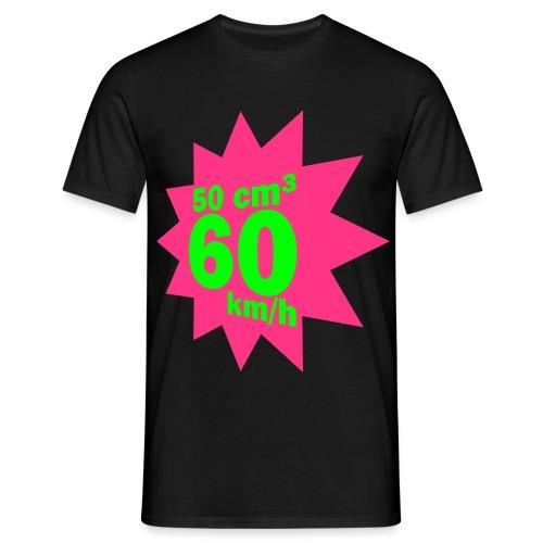 50cm³/60km/h Design Nr. 7/7 - Männer T-Shirt
