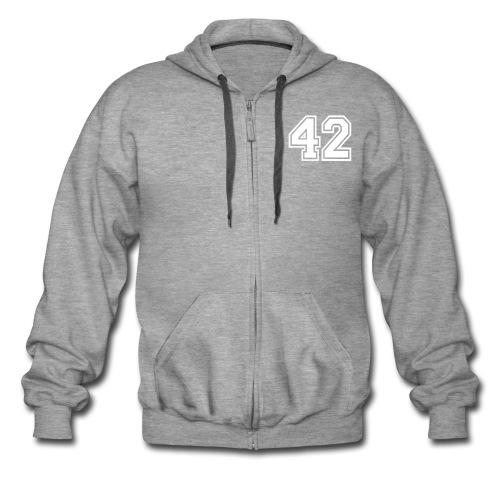 Chaqueta con capucha 42 - Chaqueta con capucha premium hombre