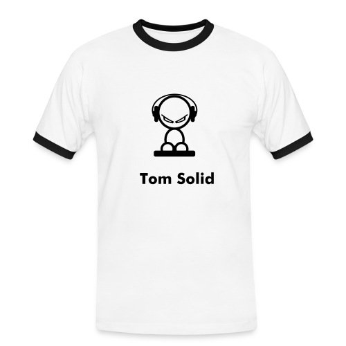 www.Tom-Solid.com - Men's Ringer Shirt