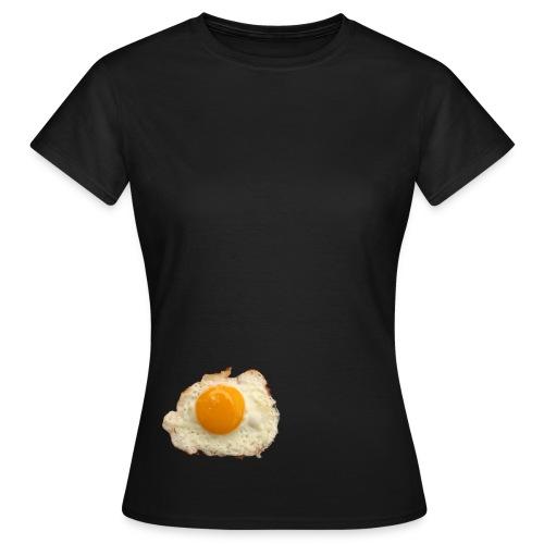 Fried egg! - Frauen T-Shirt
