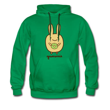 Dirk yummie bunny bunnies hare rabbit donut doughnut sweets monster easter Hoodies & Sweatshirts
