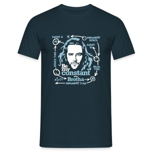 LOST: Be my Constant... Brotha - Camiseta hombre