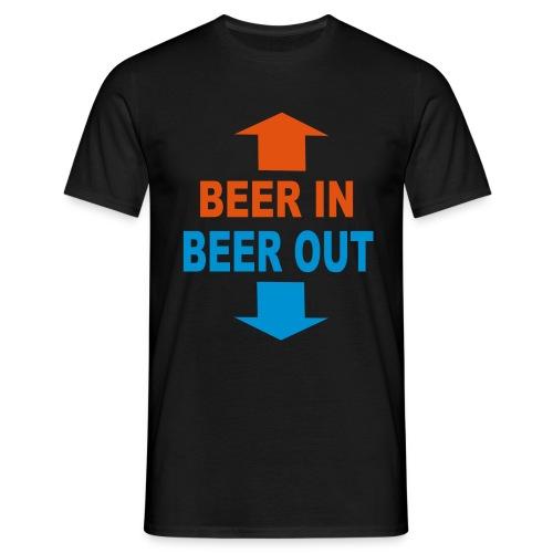 Beerin t-paita - Miesten t-paita
