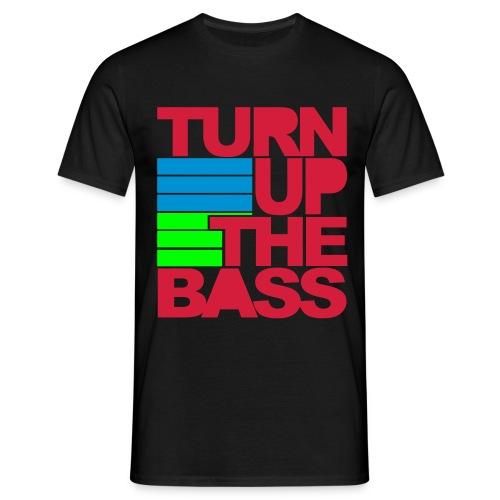 Turn up t-paita - Miesten t-paita