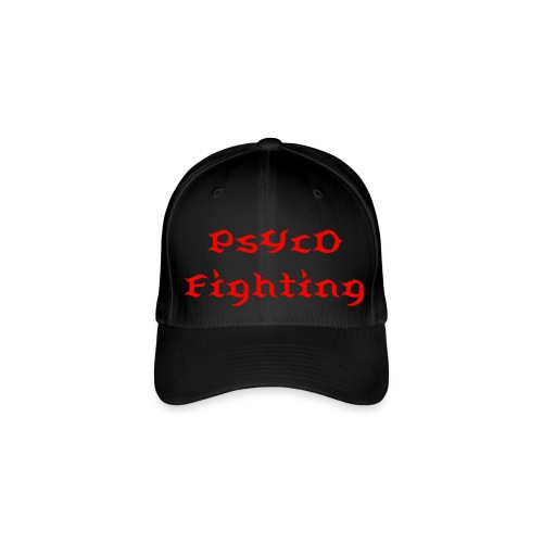 PsYcO Fighting Flexfit Cap - Flexfit Baseballkappe