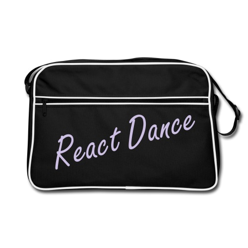 React Dance Bag - Retro Bag