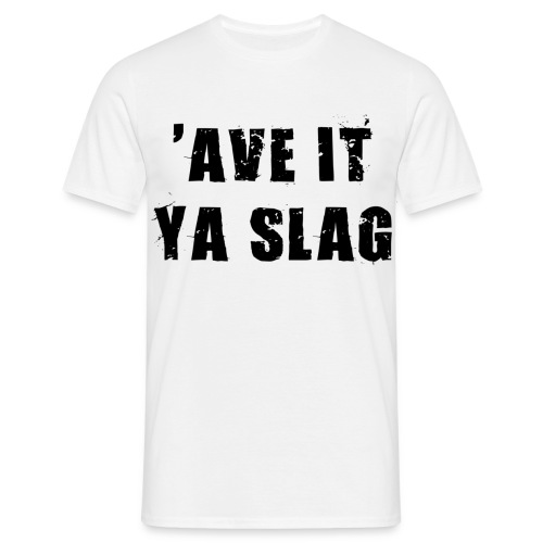 AV IT!  - Men's T-Shirt