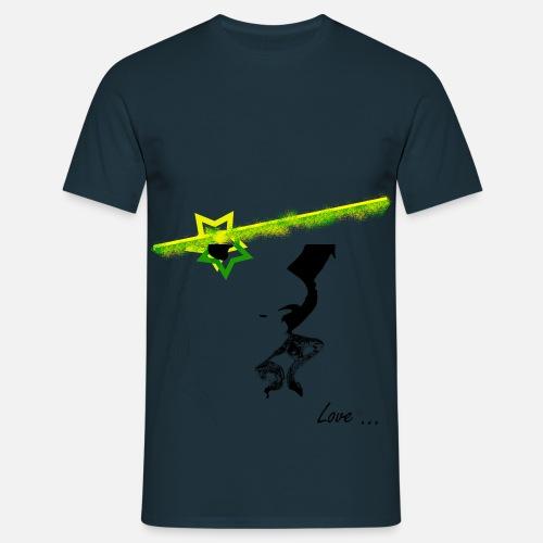 The M.D. eye - T-shirt Homme