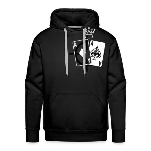 smokeshop - Sweat-shirt à capuche Premium pour hommes