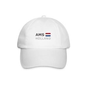 Base-Cap AMS HOLLAND dark-lettered - Baseball Cap