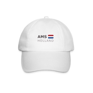 Base-Cap AMS HOLLAND dark-lettered - Baseball Cap