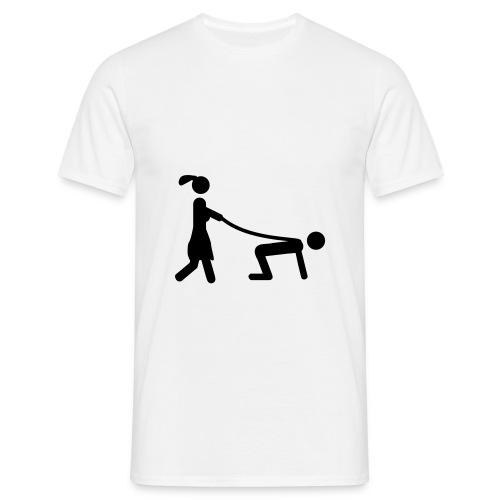 The truth of weddings - T-skjorte for menn