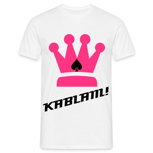 King of Aces - Mannen T-shirt