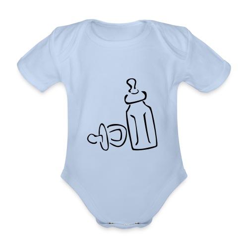 Strampler - Baby Bio-Kurzarm-Body