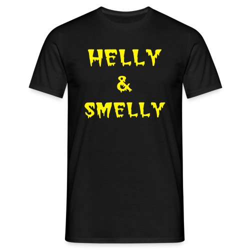The Nightmare: Helly&Smelly - Männer T-Shirt