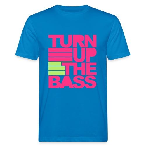 Turn up - Ekologisk T-shirt herr
