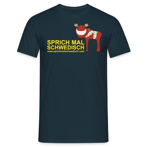 (Motiv Vorn) - Männer T-Shirt