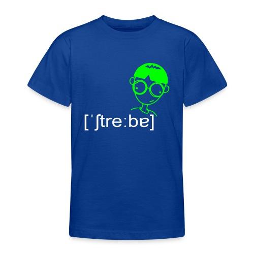 Streber - Teenager T-Shirt