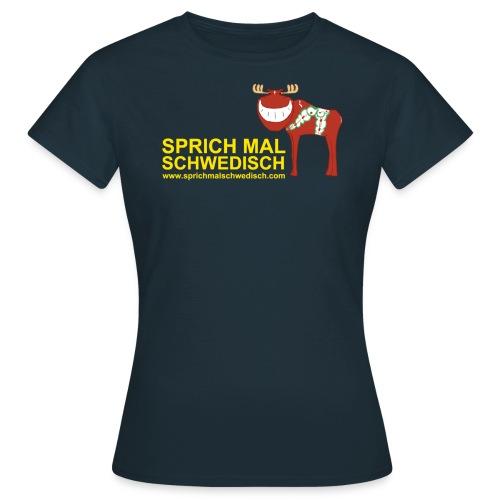 (Motiv Vorn) - Frauen T-Shirt