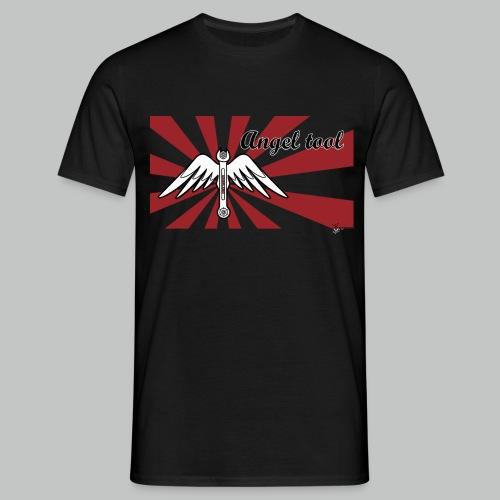Ange l Tool - Black - Men's T-Shirt