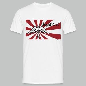 Ange l Tool - White - Men's T-Shirt